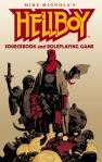 Portada de Hellboy RPG