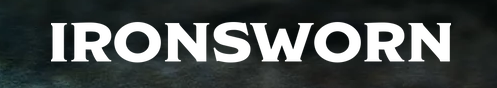 Logo de Ironsworn